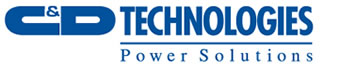 C&D Technologies Logo