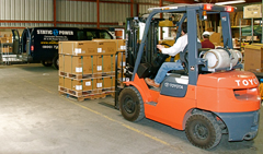 Power Equipment Warehousing